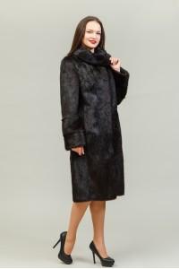 Пальто из нутрии Н-01